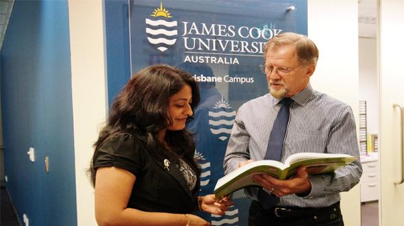 James Cook University (00117J) Brisbane Campus