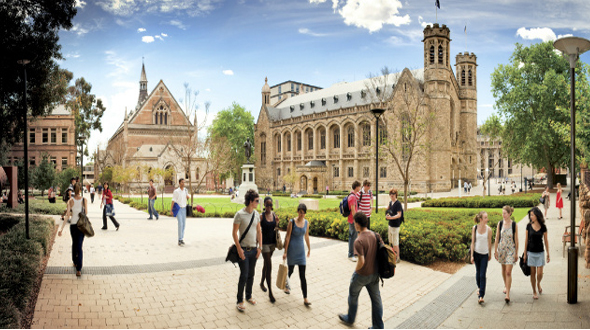The University of Adelaide (00123M)